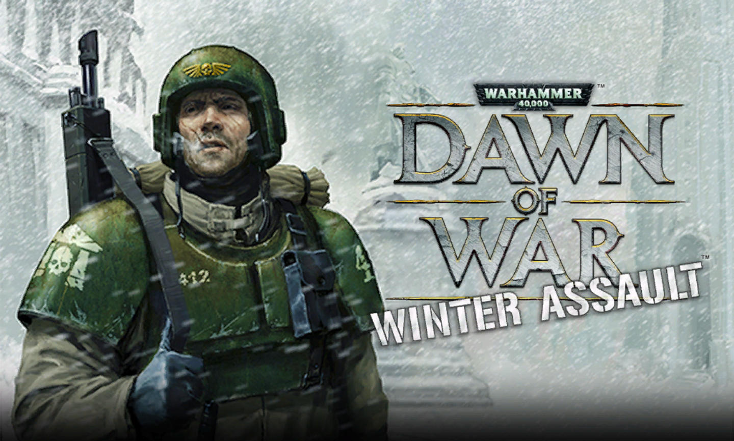 Winter Assault title screen