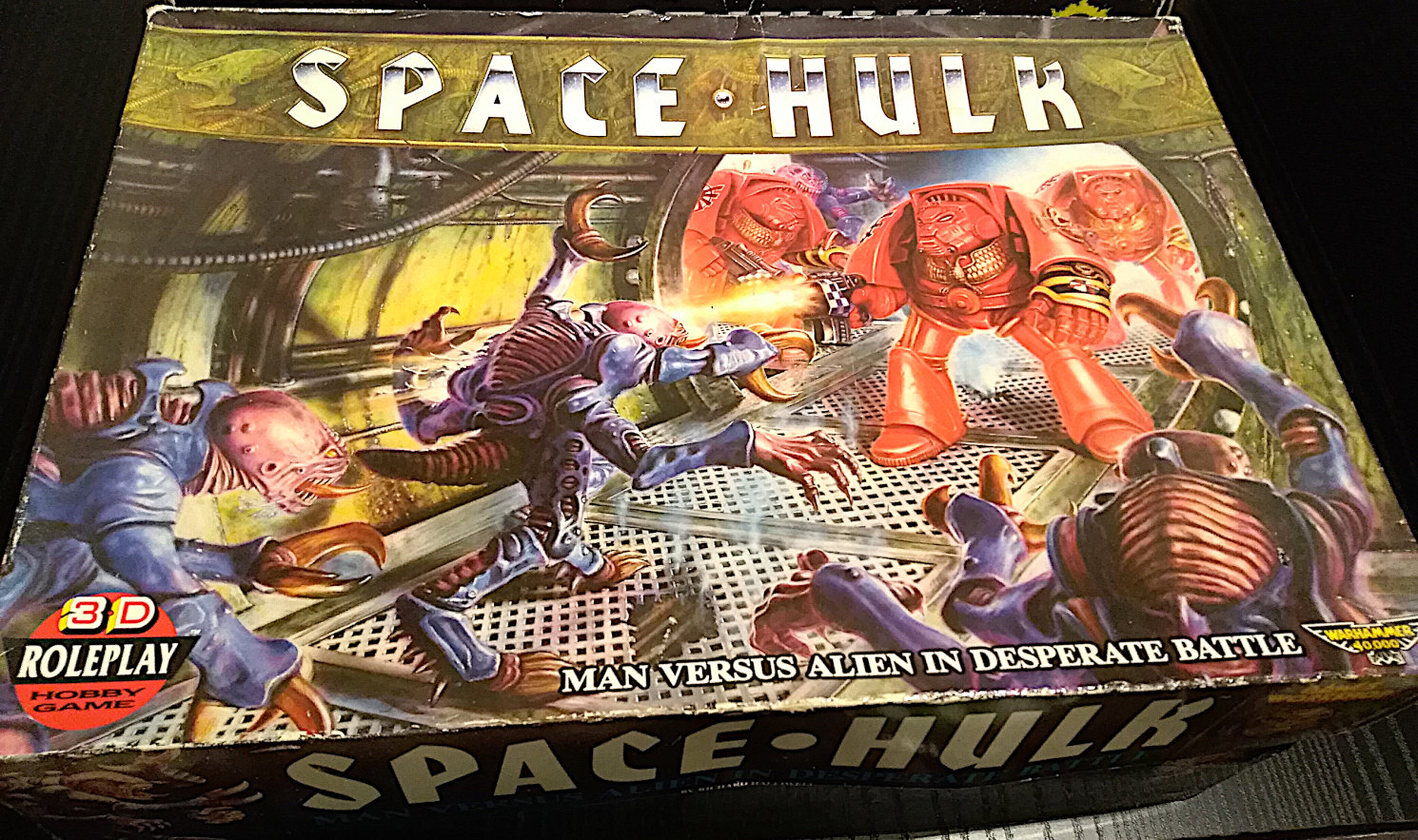 First Edition board game